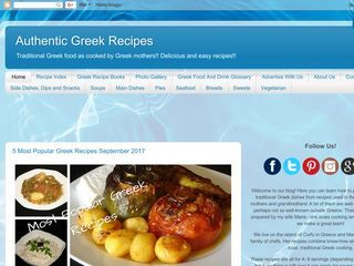 Authentic Greek Recipes