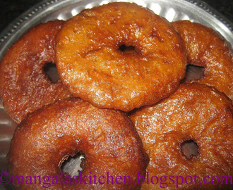 Simple Adhirasam Recipe - Tasty Athirasam with Instant Rice Flour - Easy Diwali Sweet Recipe