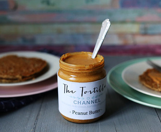 Easy organic peanut butter