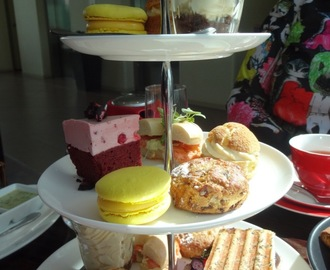 Wowsers-  High Tea at One80.