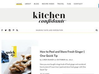 kitchenconfidante.com