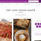 The Lazy Vegan Baker