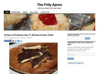 The Frilly Apron