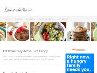 Laurenda Marie – Clean Eating & Healthy Living