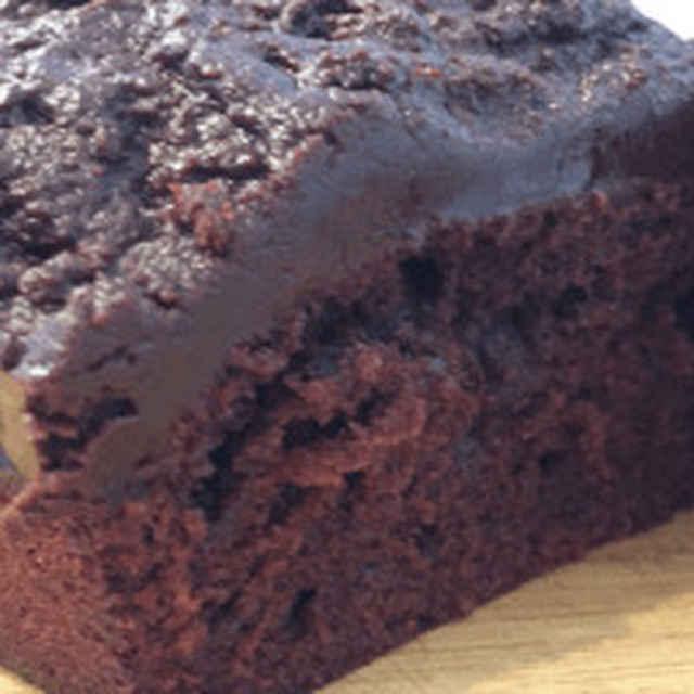 Sticky Chocolate Fudge Loaf Cake