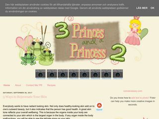 3 Princes And A Princess 2