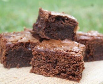 Brownies van Nigella Lawson
