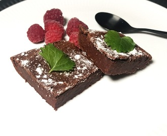 Sunnere brownies