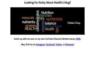 Nutty About Health