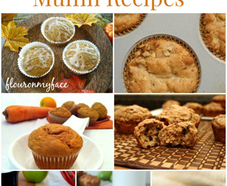 25 Fall Muffin Recipes to Start the Morning Right