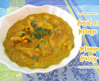 Caril de Manga | Mango Curry