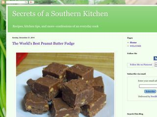 secrets of a southern kitchen