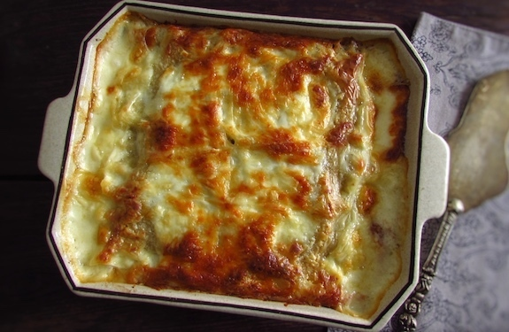 Meat lasagna | Food From Portugal