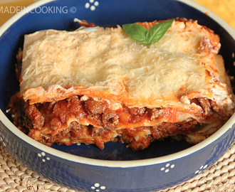 Lasagne canadienne