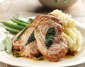 THE IDEAL RECIPE FOR PORK WITH SAGE & MARSALA SAUCE WITH POTATO & PARSNIP MASH