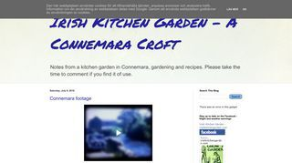 Irish Kitchen Garden