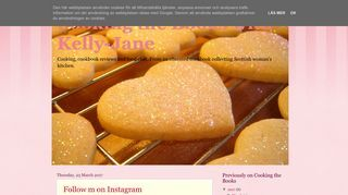 Cooking the Books with Kelly-Jane