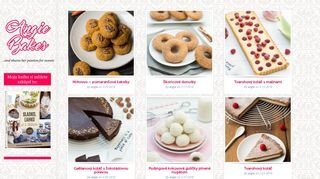 Angie bakes | ..and shares her passion for sweets