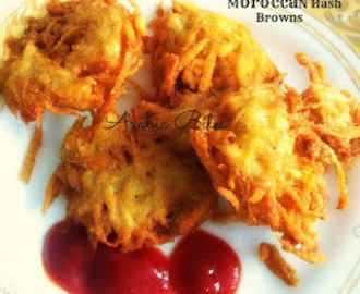 Moroccan Hash Browns