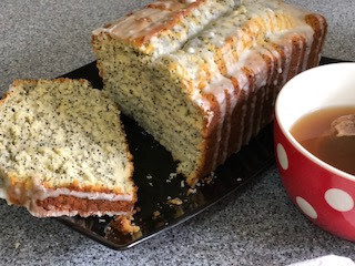 Lemon and Poppyseed Loaf Cake