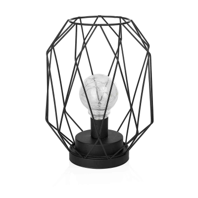 Bordslampa Black Wire Batteridriven