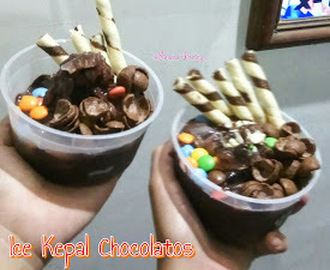 Resep Ice Kepal Chocolatos