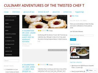 Culinary Adventures of the Twisted Chef