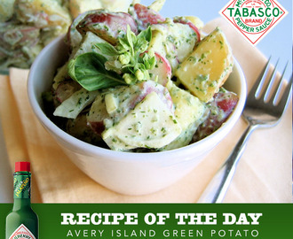 Avery Island Green Potato Salad Recipe