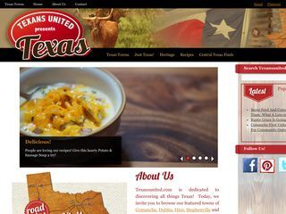 Our Texas Recipes