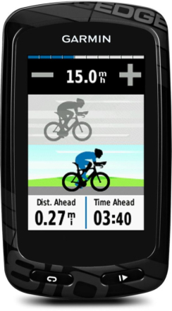 Garmin Edge 810 Performance Bundle 2016 GPS Enheter