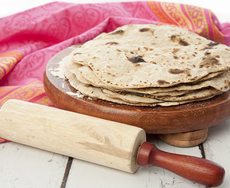 Chapati Bread Recipe – Indian Flatbread Quickest Homemade