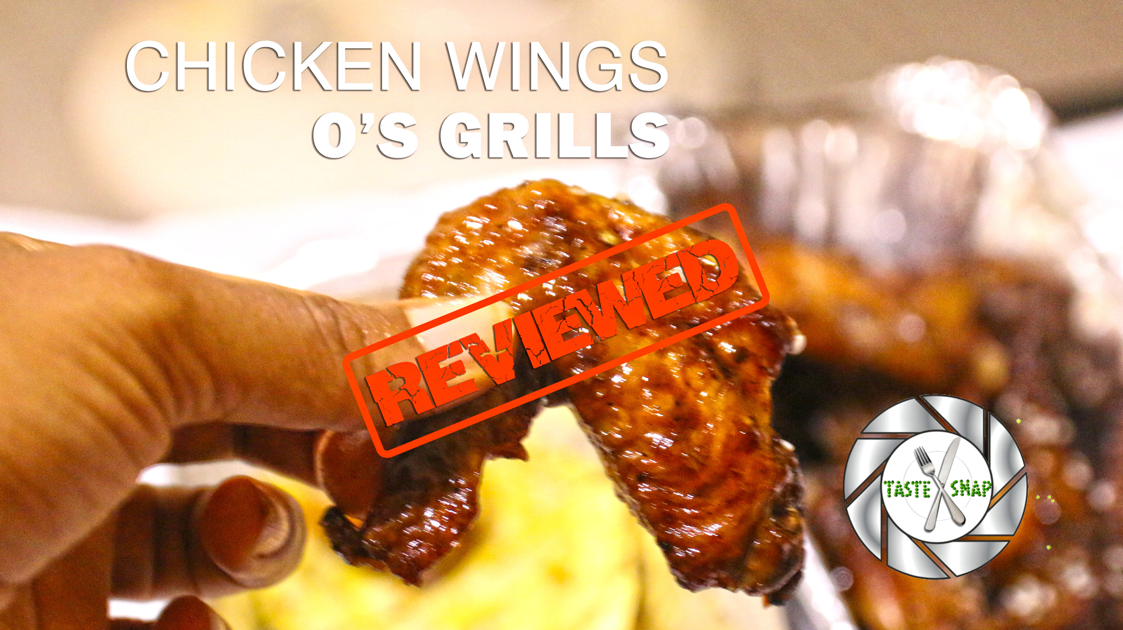 Review: Chicken Wings and Boli from O's Grills