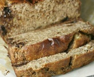 Sugar Free Grain Free Banana Bread
