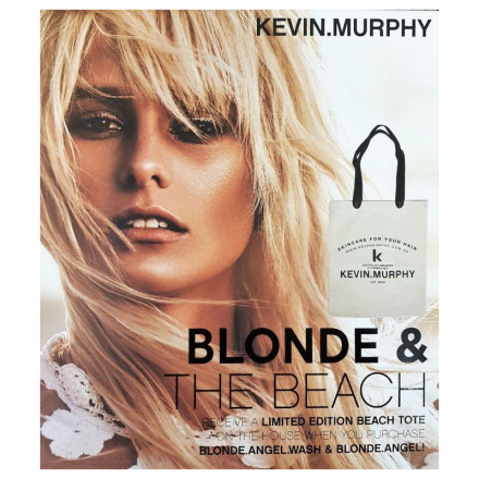 Köp Blonde Angel Wash + Blonde Angel Få Strandväska På Köpet!