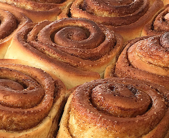 CINNAMON ROLLS (Thermomix)