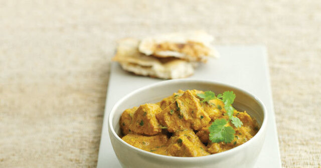 Kyckling korma (Cooking Chef)