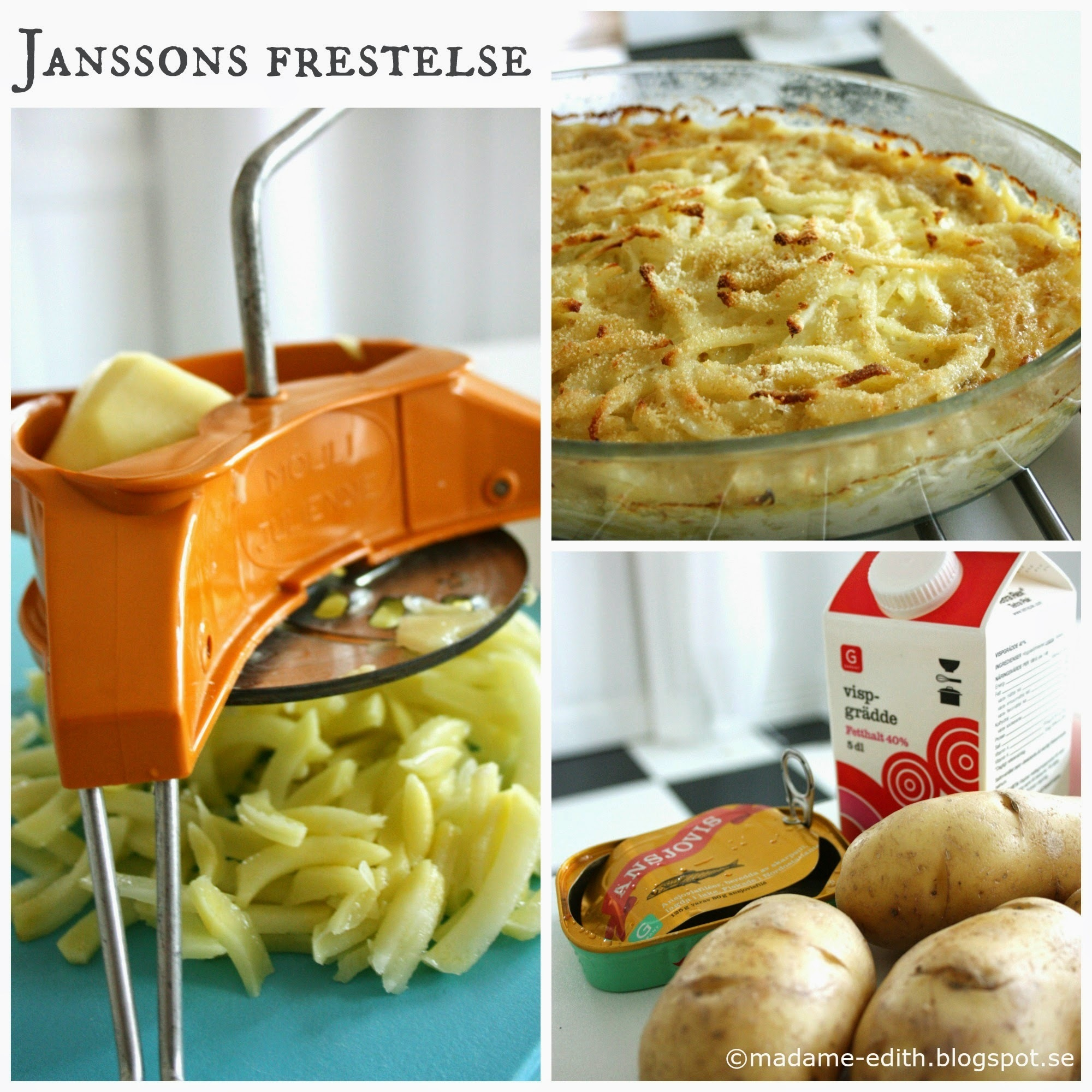 Janssons frestelse
