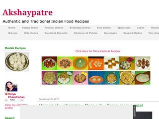 akshaypatre recipes