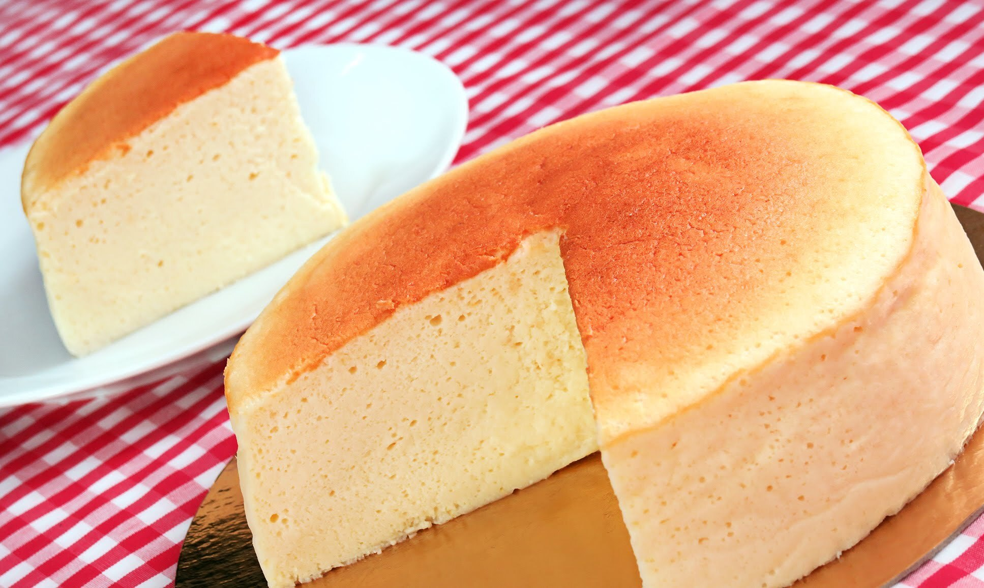 Tarta de Queso Japonesa súper esponjosa | Japanese Cotton Cheesecake
