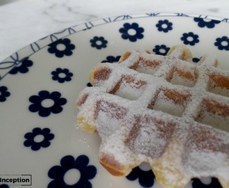 Recept | Glutenvrije Wafels - Daily Inception