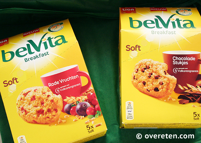 Review: Belvita Soft