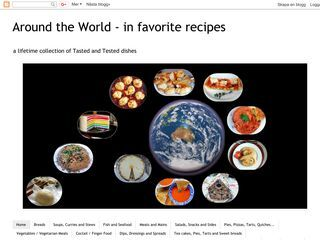 Around the World - in favorite recipes