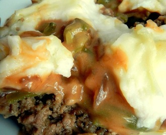 Salisbury Steak Casserole