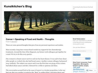 Kunstkitchen's Blog