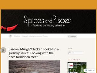 spices and pisces