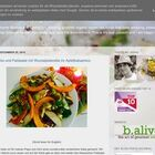 b.alive - the art of gourmet raw cuisine