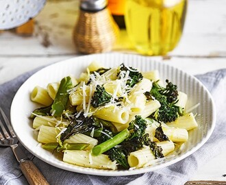 Rigatoni with broccoli pesto recipe - olive magazine