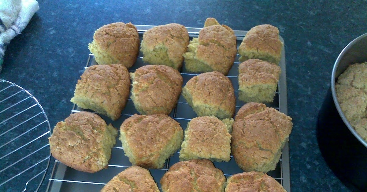 Homemade, gluten-free buttermilk rusks