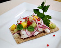 Brazilian Style Ceviche Appetiser