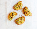 back to basics ~ avocado toasts